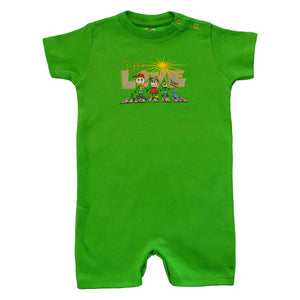 Infants Love Family Romper