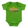 Infants Happiness Biking Bodysuit