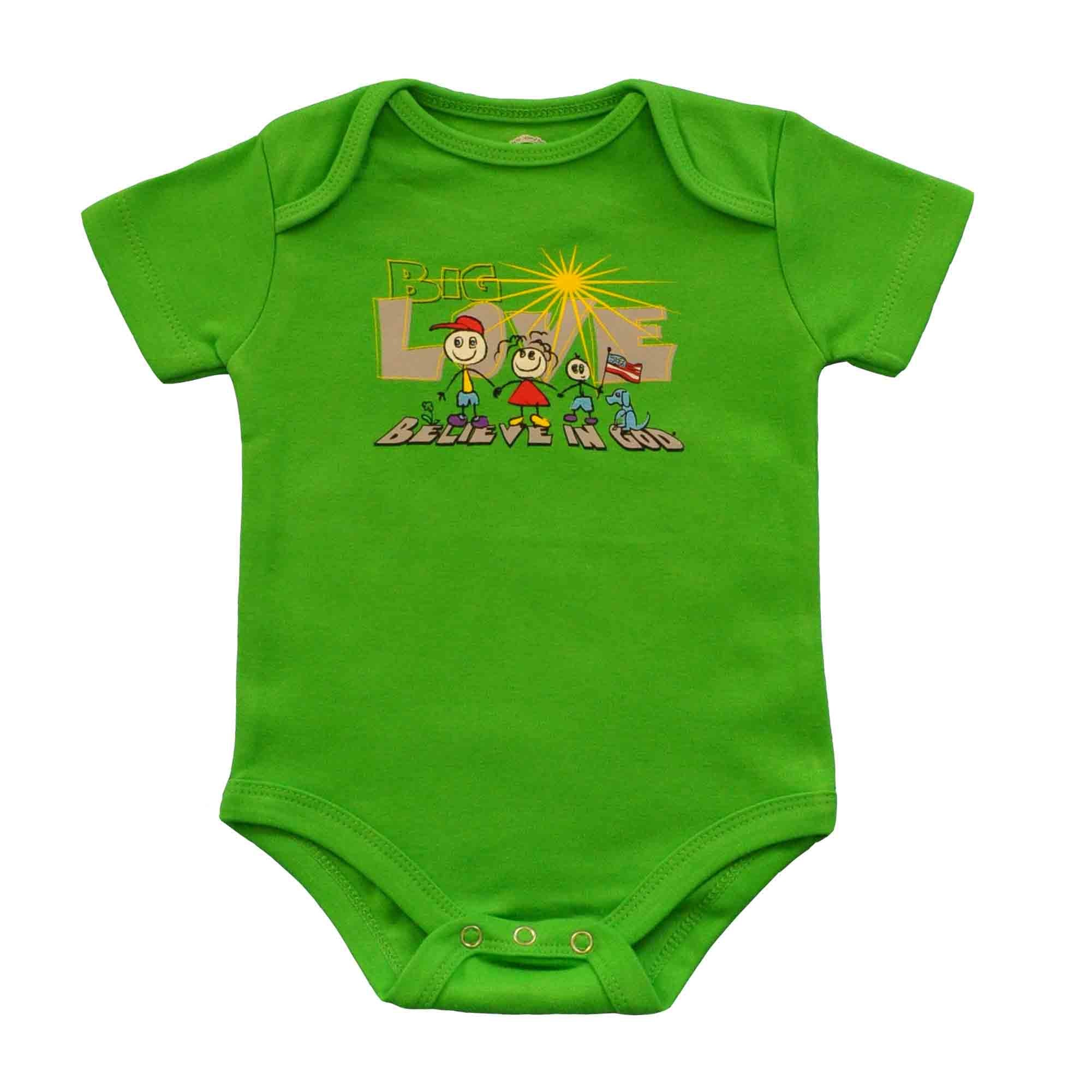 Infants Love Family Bodysuit