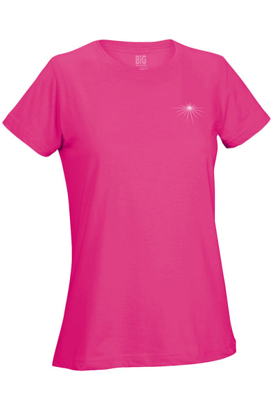Sun Symbol - Ladies Soft Spun Tee