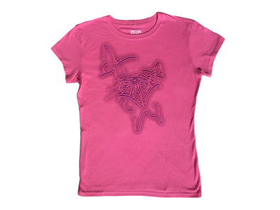Juniors Butterfly Tee