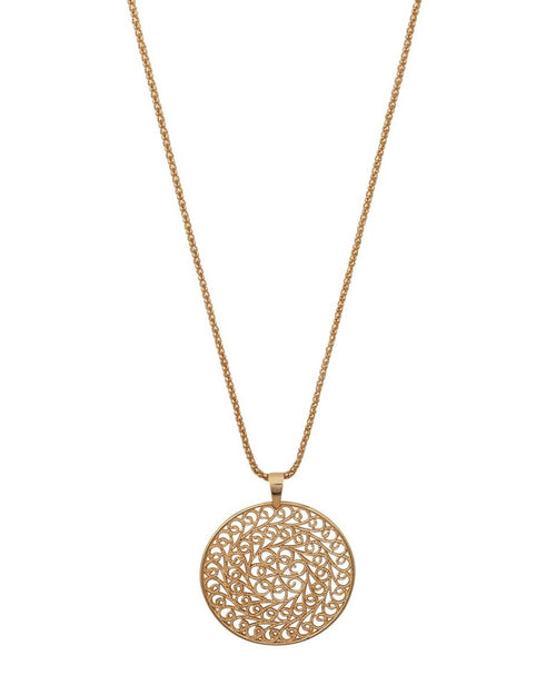 Taupo Necklace Gold
