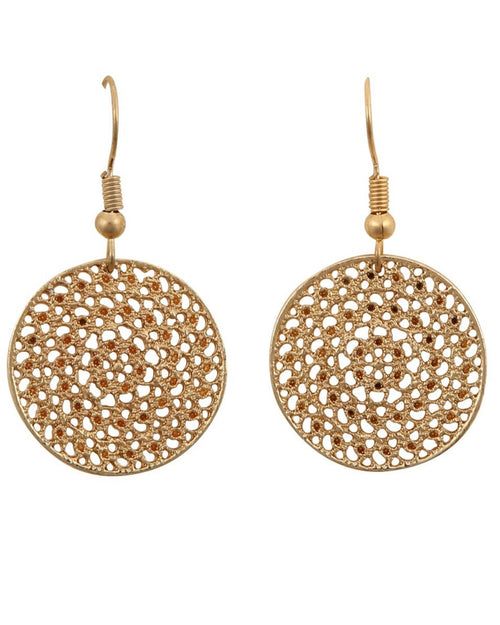 Taupo Earrings Gold