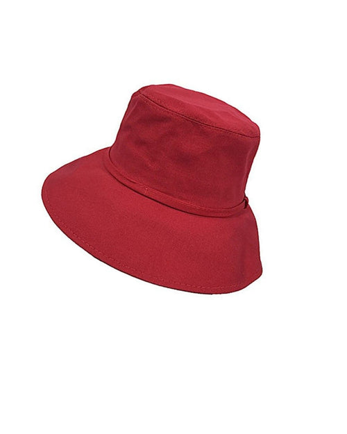 100% Cotton Adjustable Sun Hat
