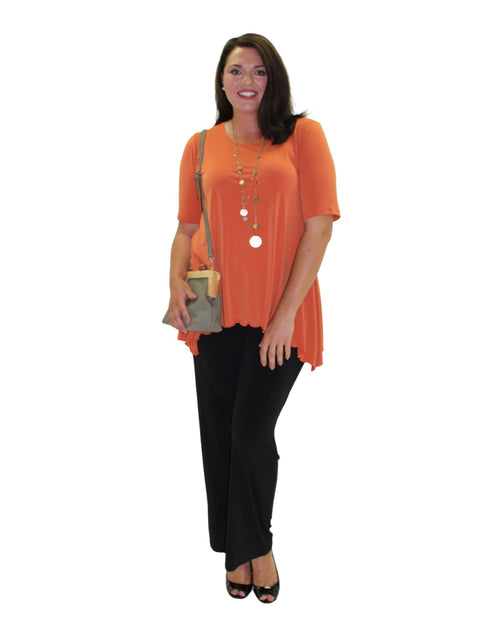 Basic Tunic - Orange