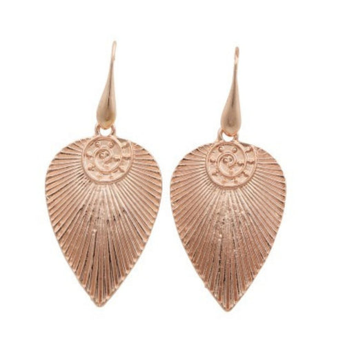 Mohican Earring Rose Gold