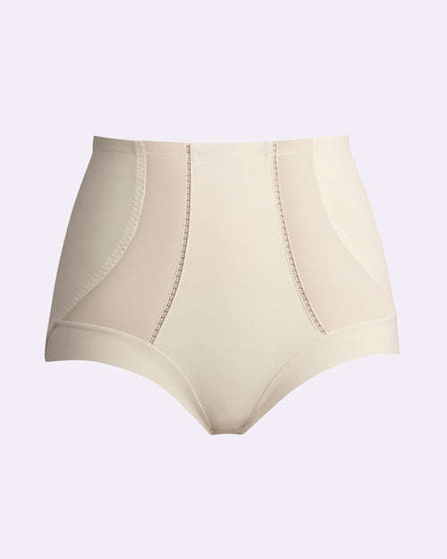 Harmony Medium Control Brief -Nude