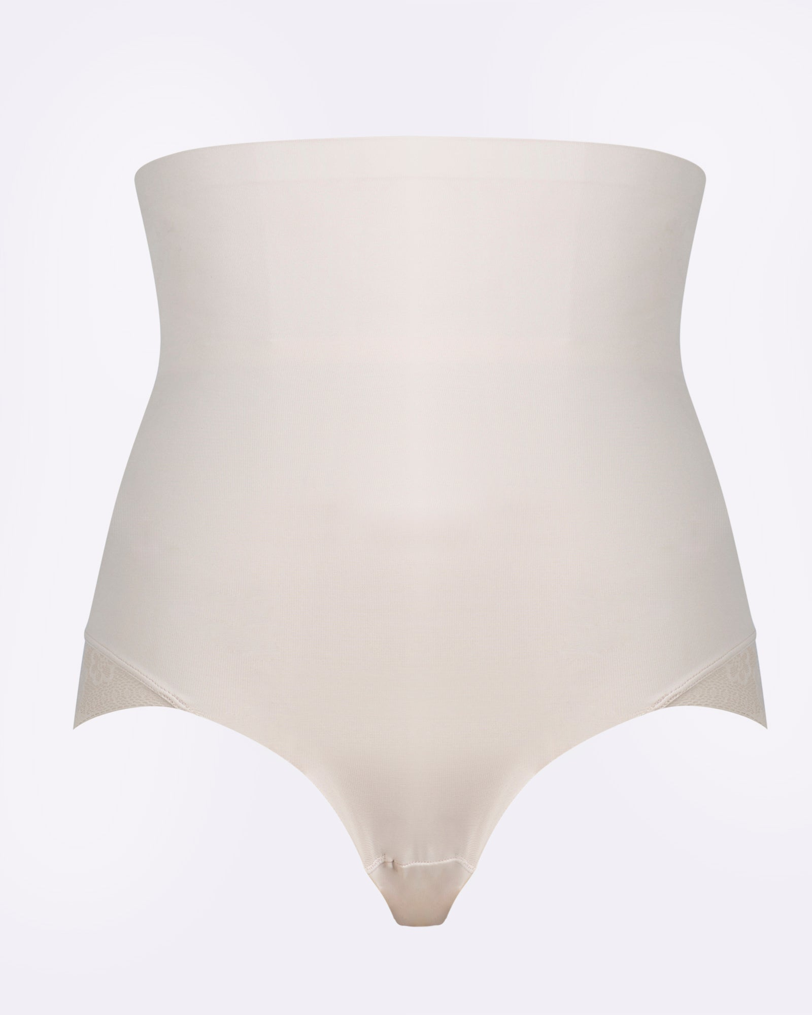 Essensual Firm Control High Waist Brief -Nude