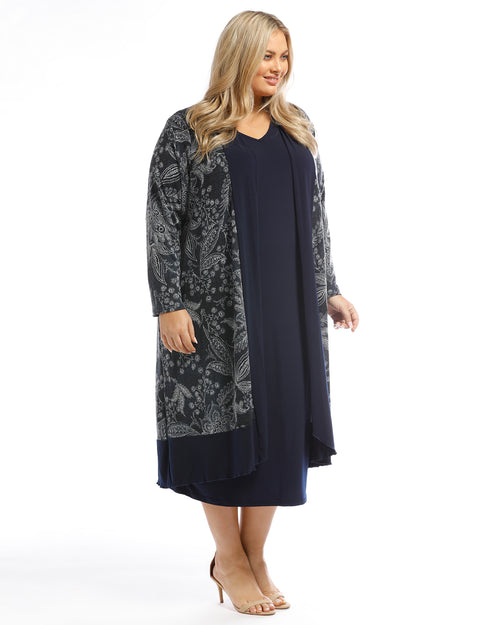 Room To Move Cardigan, plus size clothing