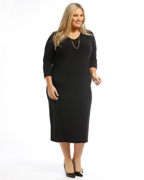Room To Move, Plus size dress