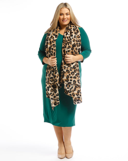 Plus size clothing, plus size dress, RTM, green dress, room to move
