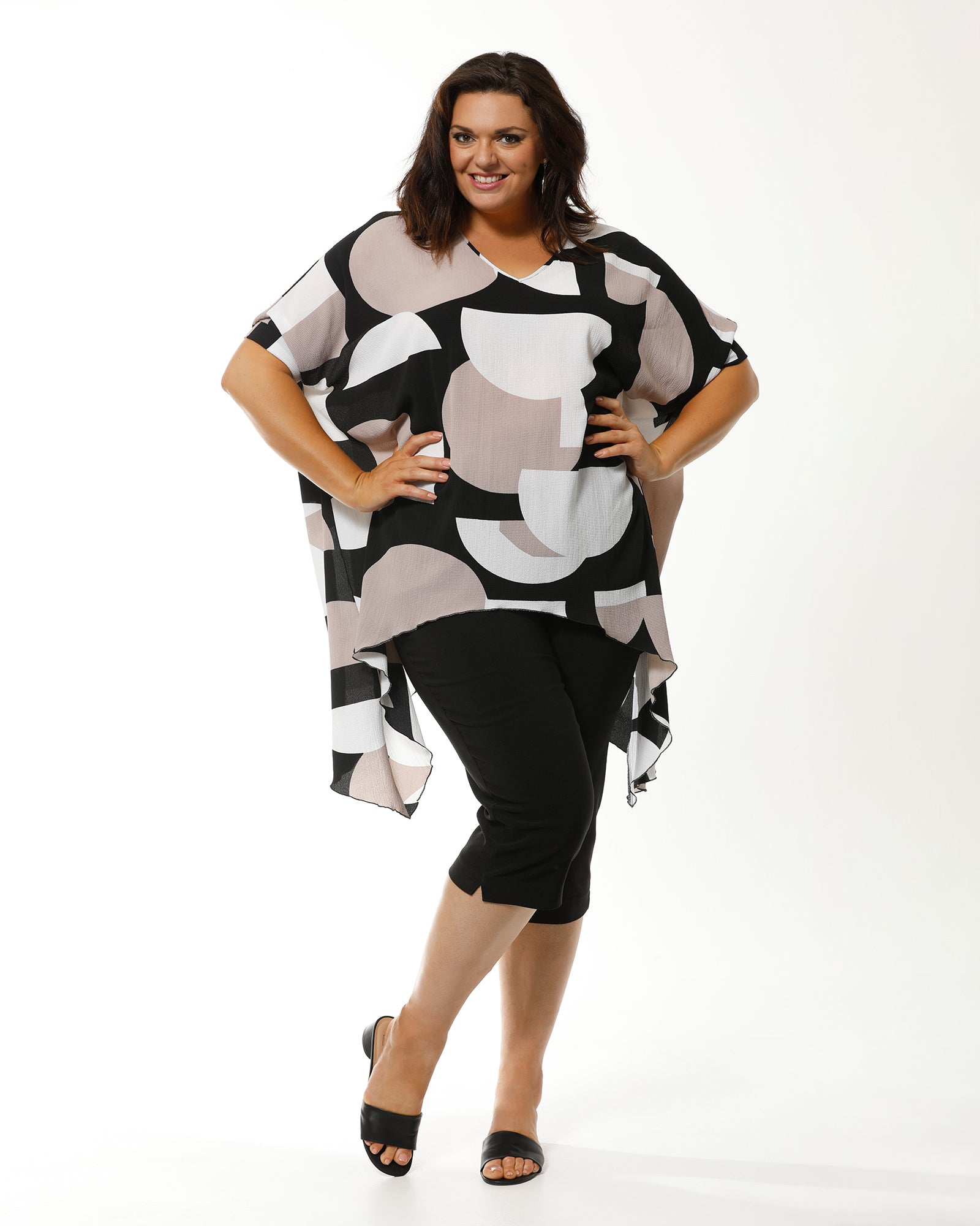 RTM, Room To Move, plus size top