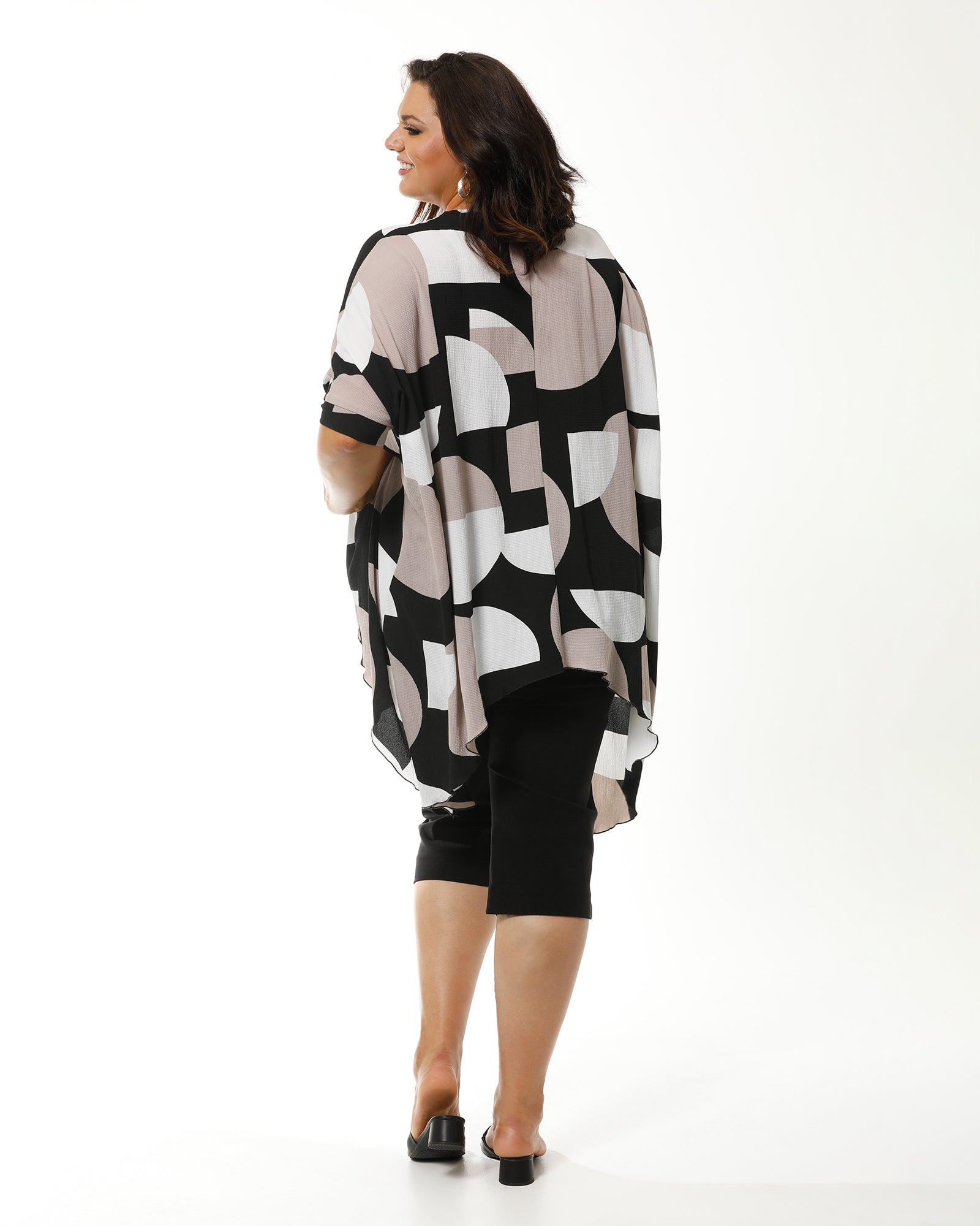 RTM, Room To Move, plus size tunic