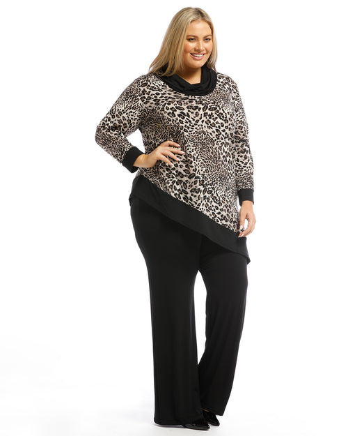Plus size clothing, plus size top, RTM