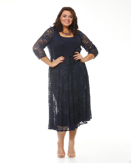 Size 16 Dresses with Sleeves