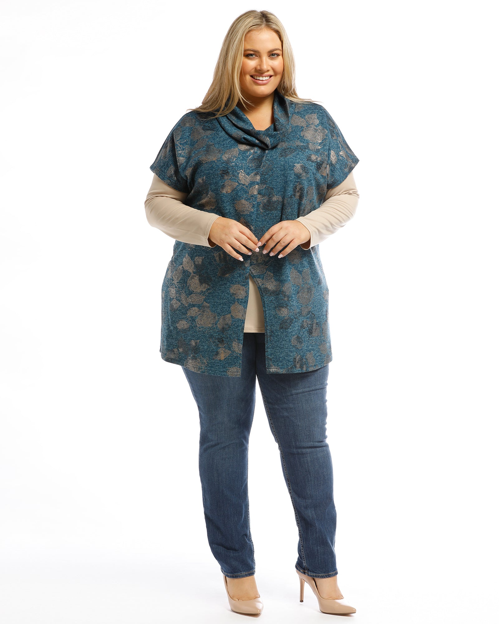 Room To Move, Plus size Top