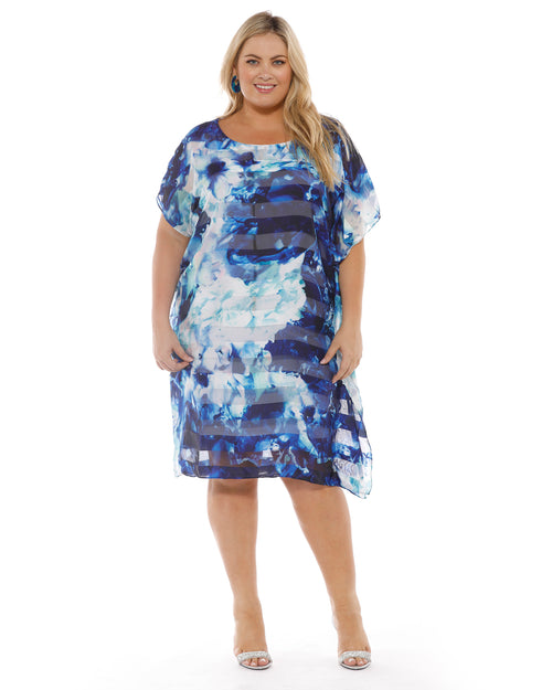 RTM, plus size dress