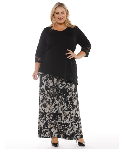 Natasha Wide Leg Pants ONLY Size 18, 22 & 24