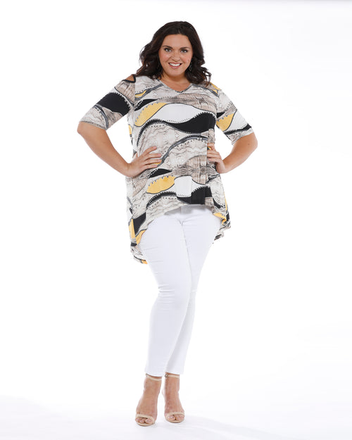 RTM Top, Plus size Top, Room To Move