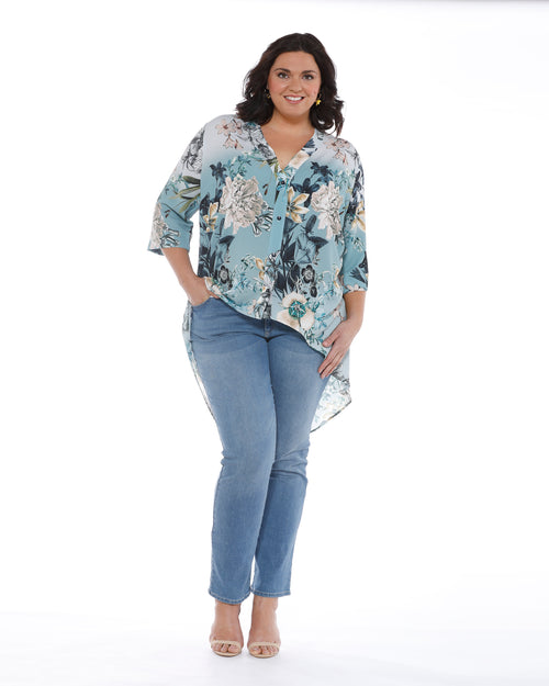 Plus size Top, RTM, Room To Move