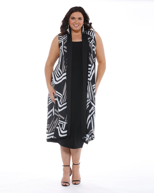 RTM, Room To Move Vest, Plus size clothing