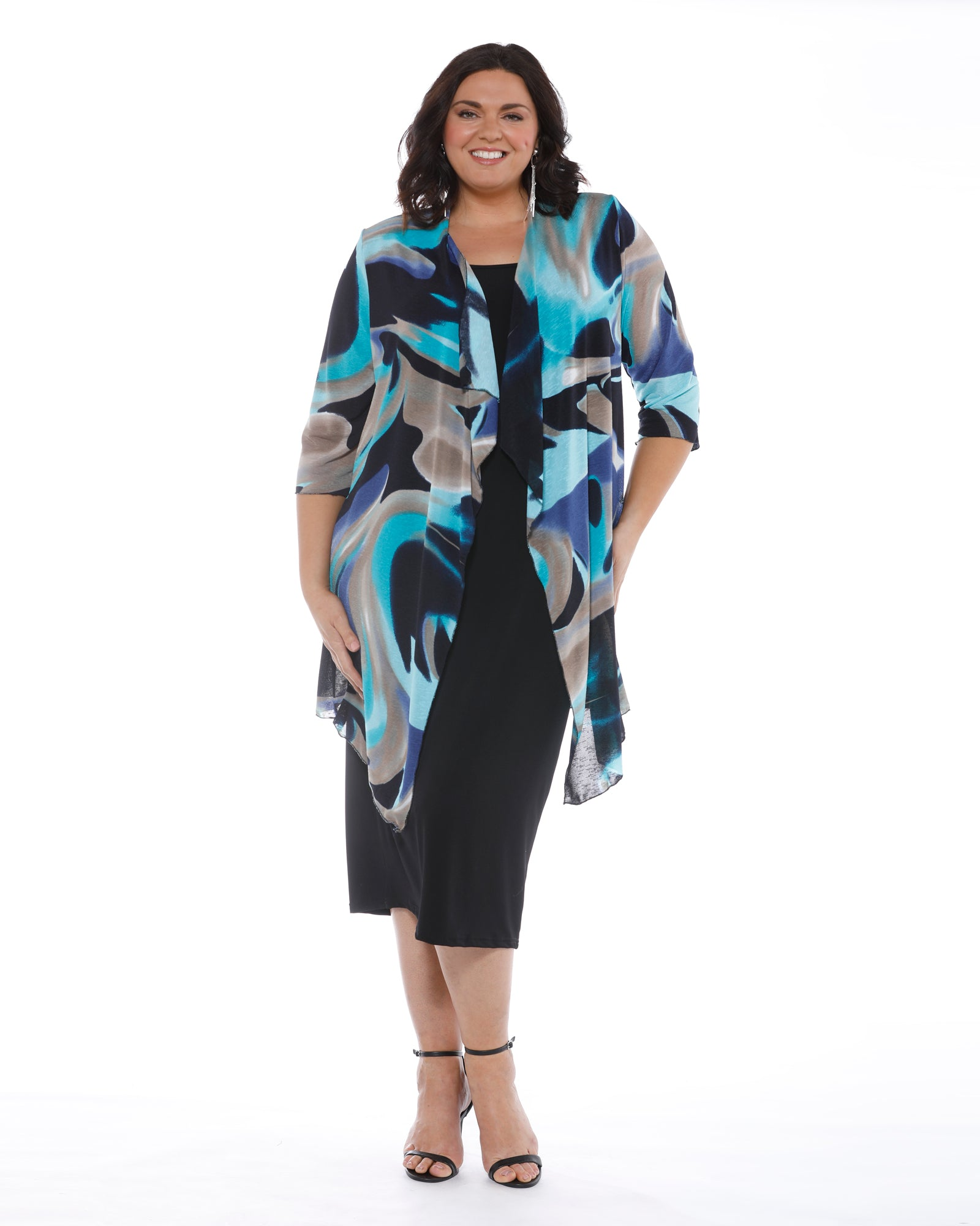 RTM Jacket, Plus size cover up