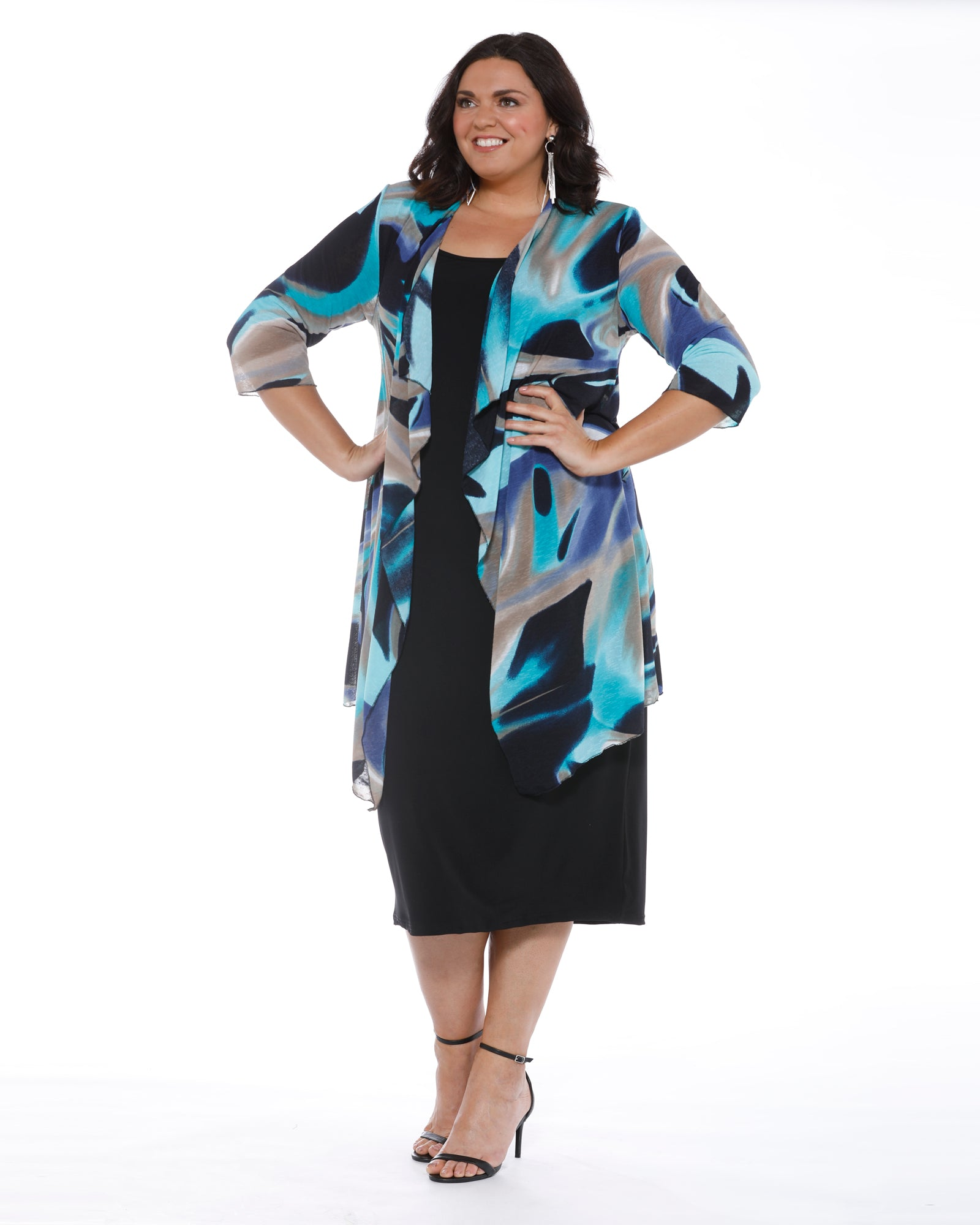 RTM Cover Up, RTM Duster Jacket, Plus size