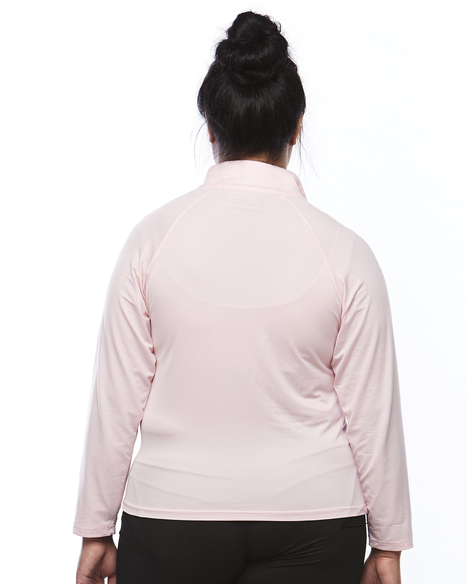 Stay Cool Long Sleeve Shirt -Pink