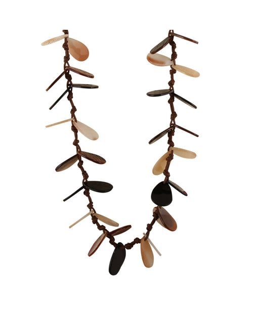 Lesley Necklace Mocha