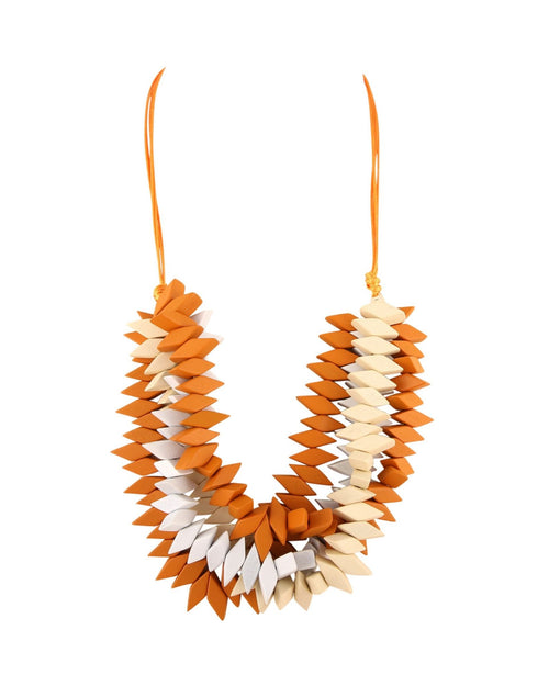 Napier Necklace Mustard