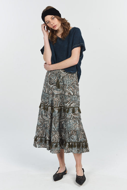 Bailey Skirt Jasper