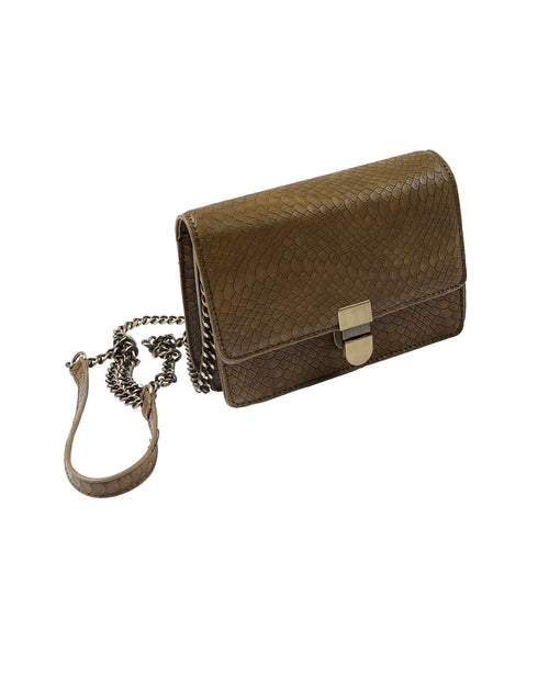Shoulder Bag - Khaki