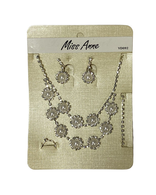 Jewellery Set Pearl