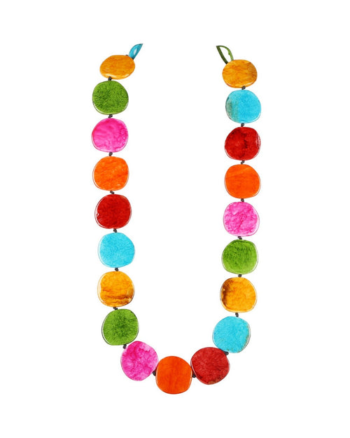 Riri Necklace - Mixed Colours - PRE ORDER 20 th August