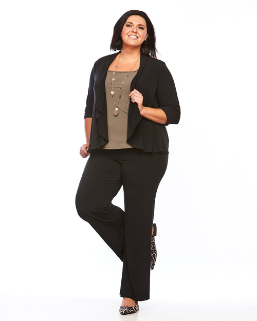 Room To Move Top, Plus size Top