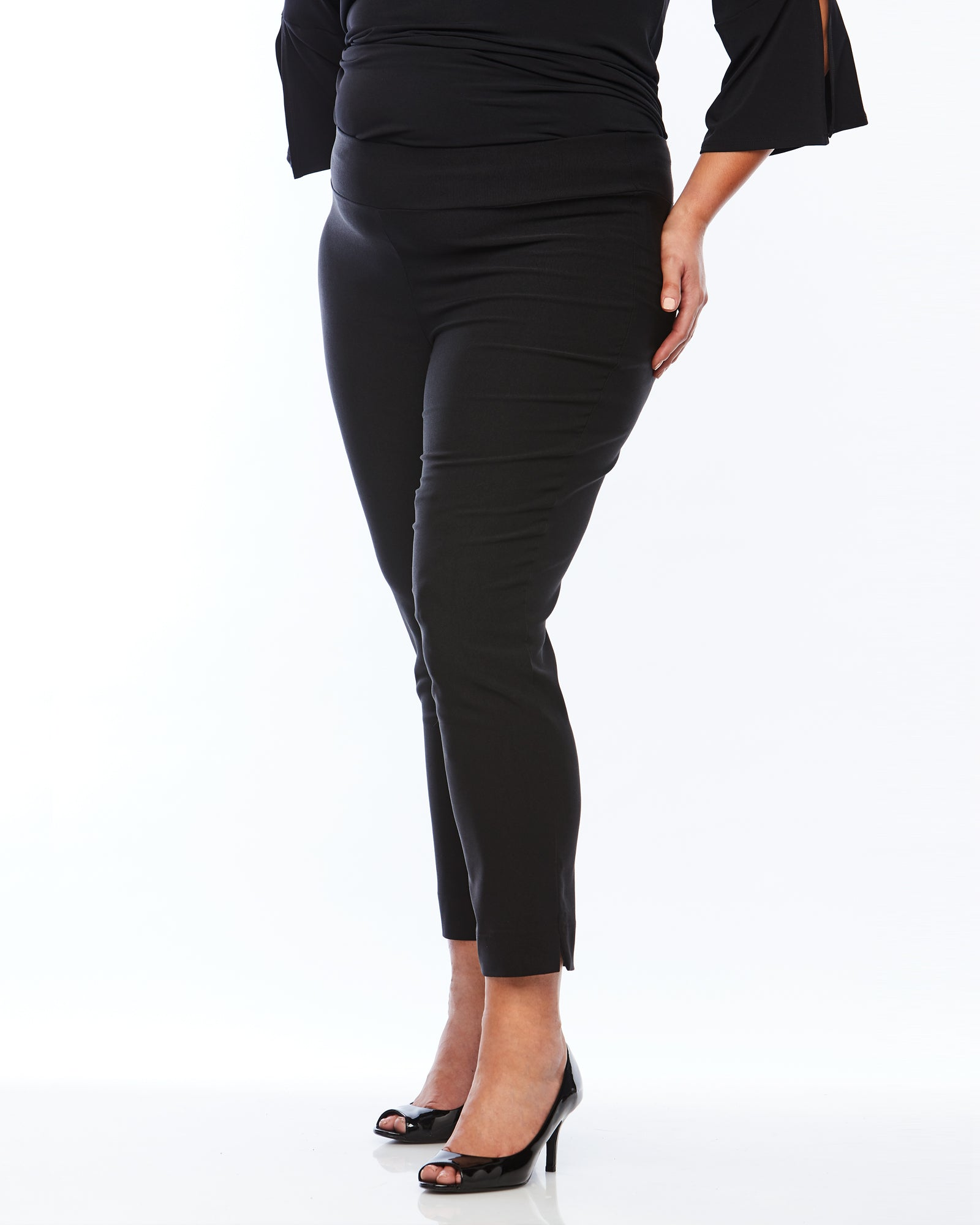 Room To Move Pants, Plus size pants, Black pants