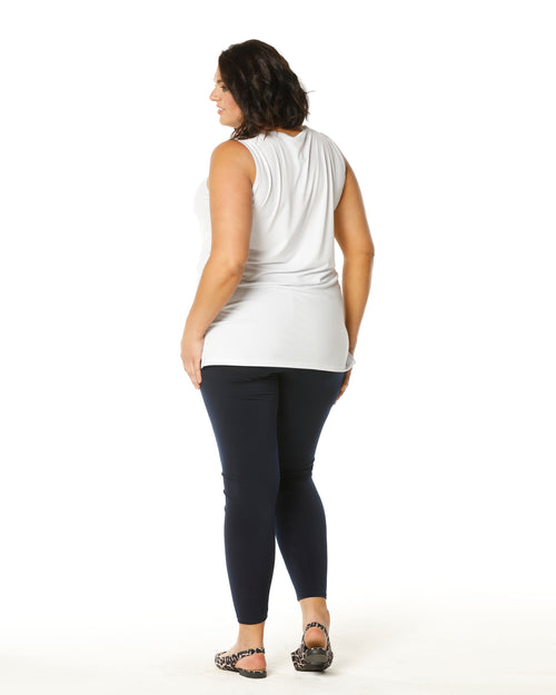 RTM, Room To Move Singlet Top, Plus size top