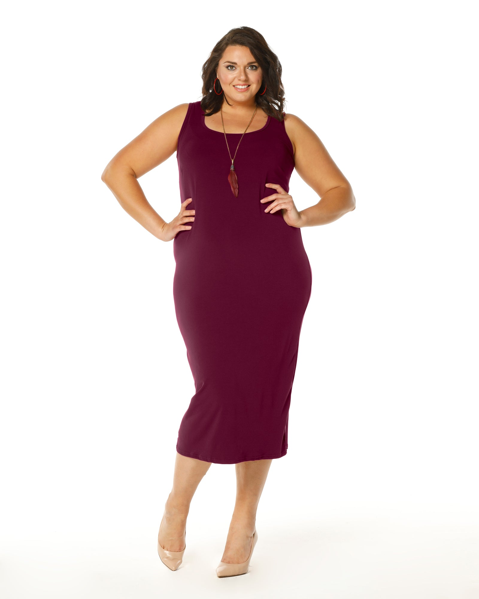 Roxanne Maxi Dress -Port size 14,16 only