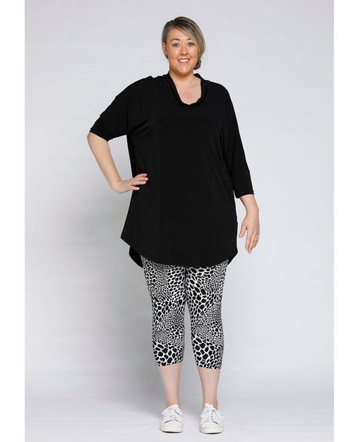 Margo Cowl Tunic Top