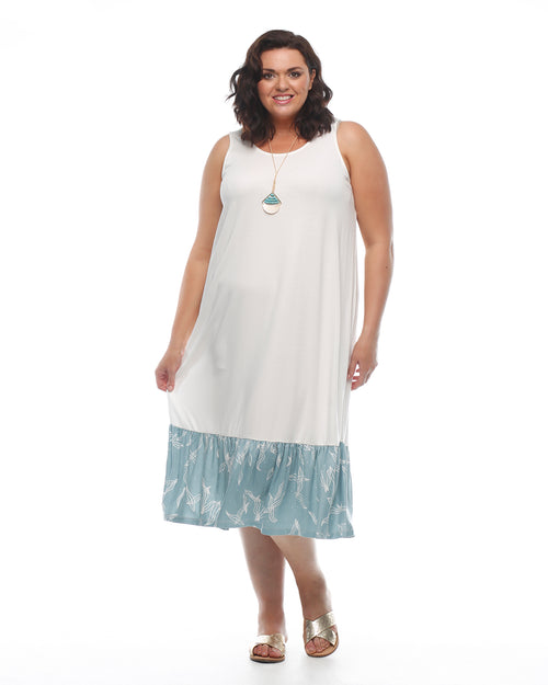 Bamboo Florence Dress- Size 10 -22