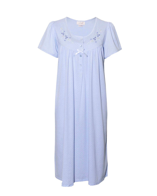 Penelope Nightie - Blue