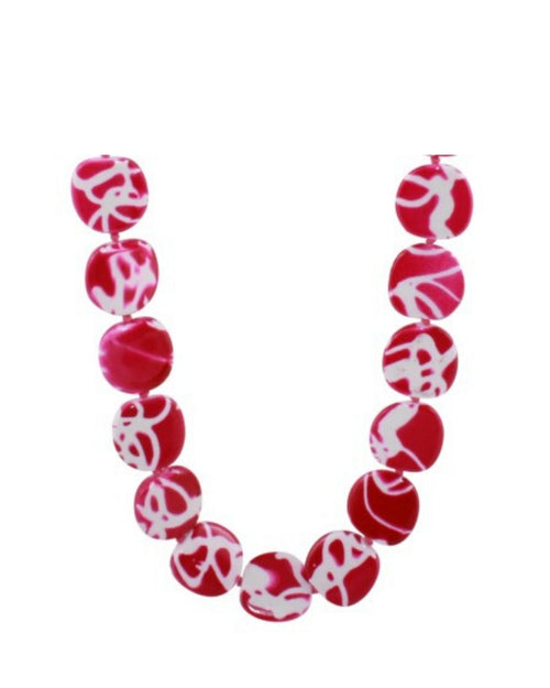 Jamaica Necklace Mix - Hot Pink