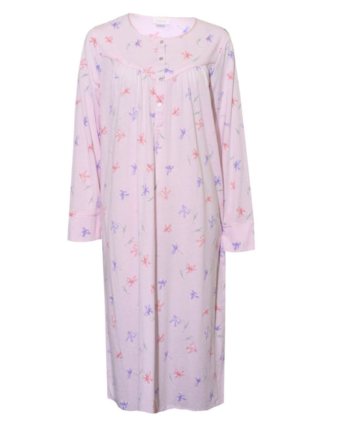 Patrice Knit Nightie-Pink