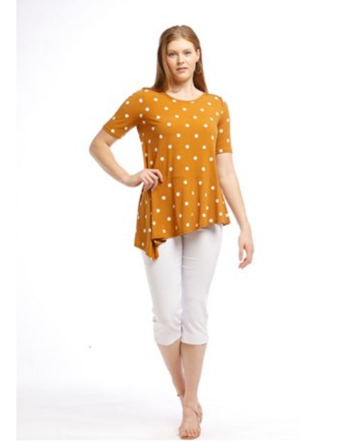 Cate Spot Top - Sizes 10-18