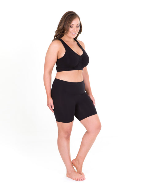 Anti Chafing Shorts - Short Leg - Black