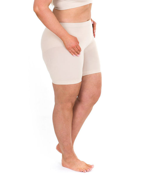 Anti Chafing Shorts Leg Short & Bra - Nude - BUY 2 & SAVE $10