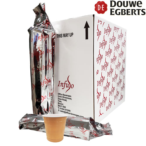 Douwe Egberts White Coffee