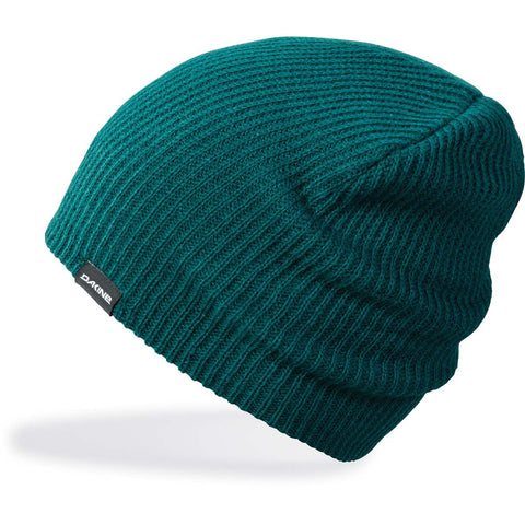 Tall Boy Beanie Deep Teal - Vintage Surf Co