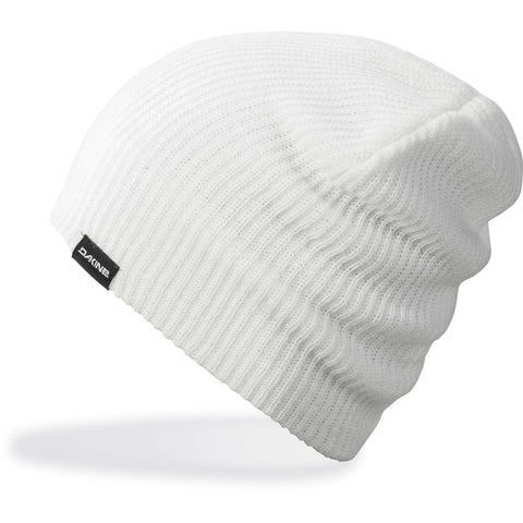 Tall Boy Beanie White - Vintage Surf Co
