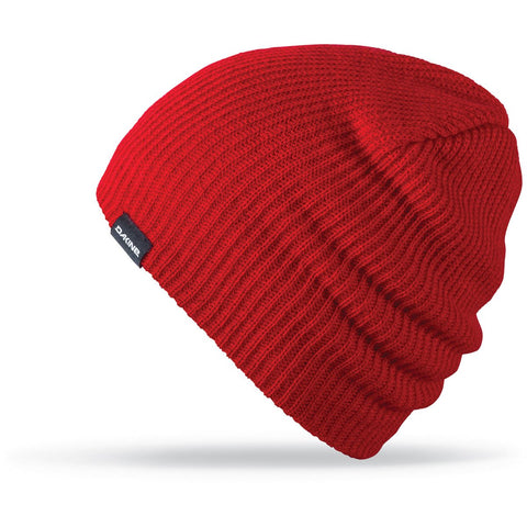 Tall Boy Beanie Red - Vintage Surf Co